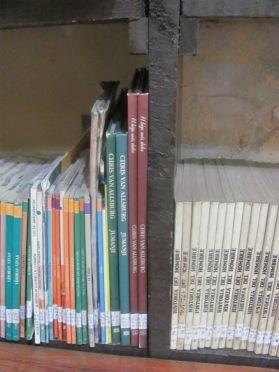 Chris Van Allsburg picture books en español