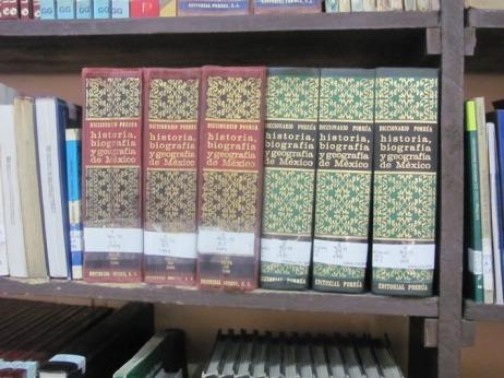 La historia, biografía y geografía de Mexico (The History, Biography, and Geography of Mexico)