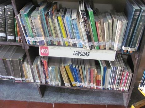 Lenguas (Languages)