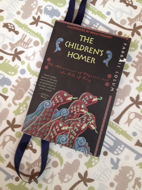 The Children's Homer: a chapter book for kids and adults as well