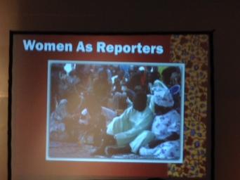 Women as Reporters